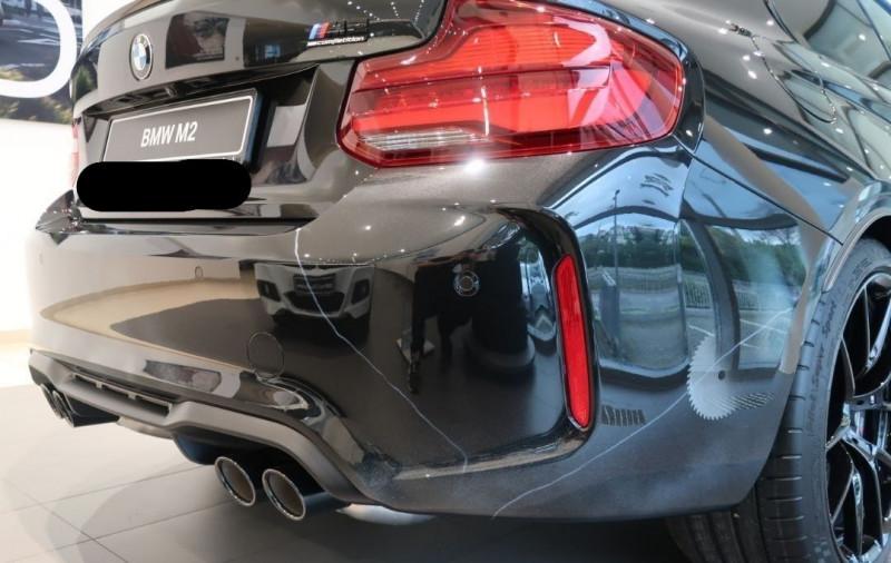 Photo 21 de l'offre de BMW M2 COUPE (F87) 3.0 410CH COMPETITION M DKG 29CV à 97000€ chez YM Automobiles