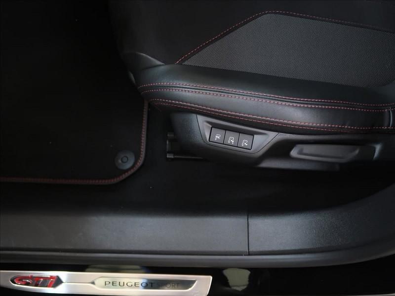 Photo 12 de l'offre de PEUGEOT 308 1.6 PURETECH 263CH E6.2 EVAP S&S GTI à 32000€ chez YM Automobiles