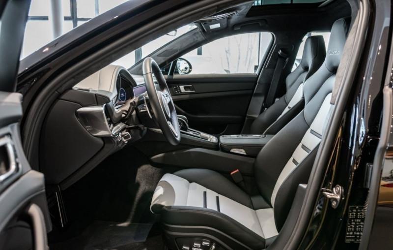 Photo 9 de l'offre de PORSCHE PANAMERA 4.0 V8 550CH TURBO EURO6D-T à 208000€ chez YM Automobiles