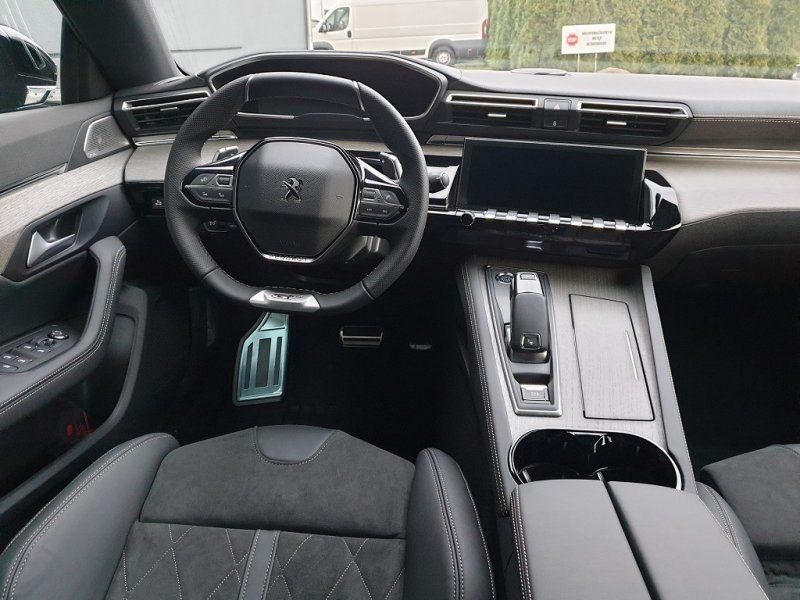Photo 14 de l'offre de PEUGEOT 508 SW PURETECH 225CH S&S GT EAT8 13CV à 43500€ chez YM Automobiles