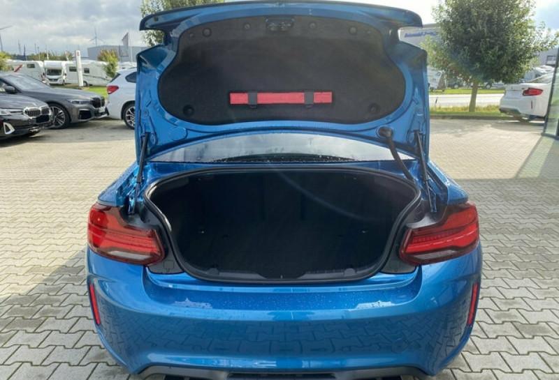 Photo 6 de l'offre de BMW M2 COUPE (F87) 3.0 410CH COMPETITION M DKG 29CV à 85500€ chez YM Automobiles