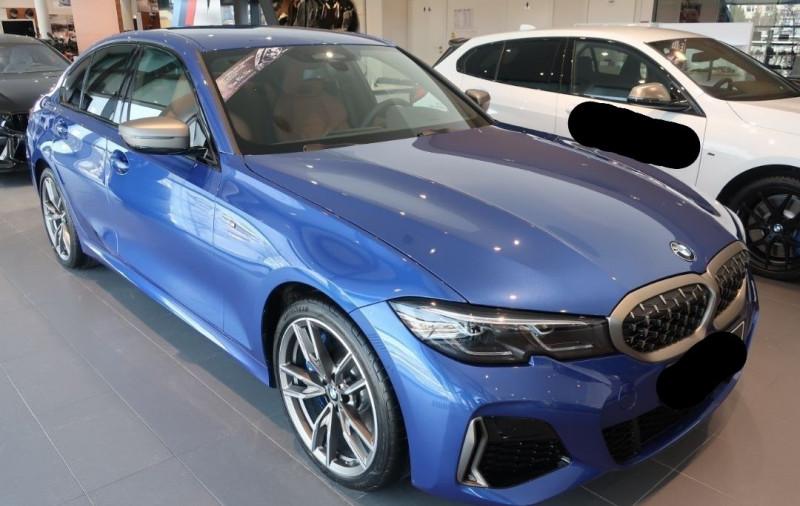 Photo 4 de l'offre de BMW SERIE 3 (G20) M340DA MH XDRIVE 340CH à 70500€ chez YM Automobiles