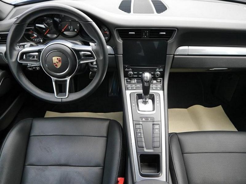 Photo 6 de l'offre de PORSCHE 911 COUPE (991) 3.0 370CH 4 PDK à 88100€ chez YM Automobiles