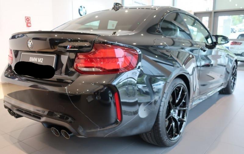 Photo 3 de l'offre de BMW M2 COUPE (F87) 3.0 410CH COMPETITION M DKG 29CV à 97000€ chez YM Automobiles