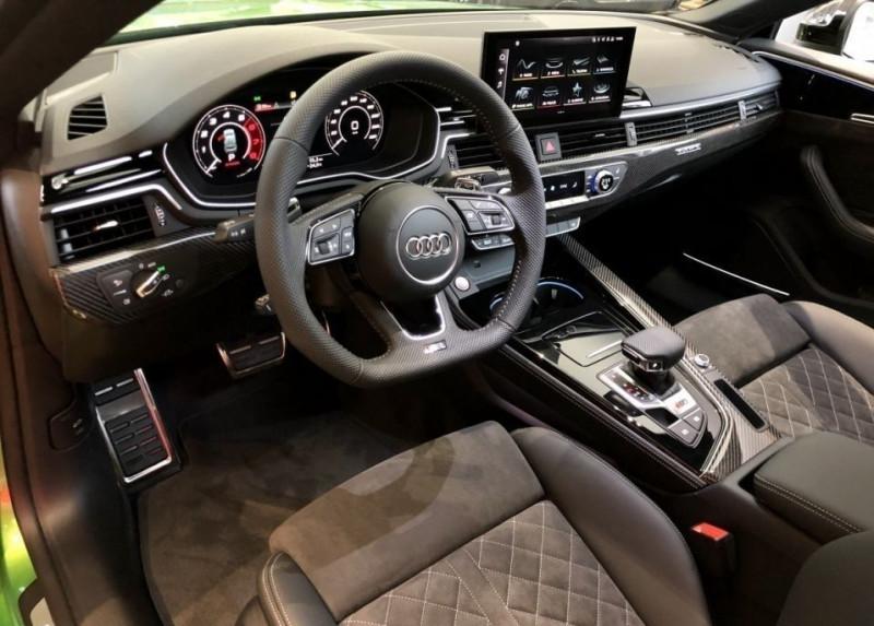 Photo 6 de l'offre de AUDI RS5 SPORTBACK 2.9 V6 TFSI 450CH QUATTRO TIPTRONIC 8 à 105000€ chez YM Automobiles