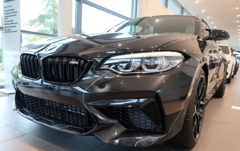Photo 20 de l'offre de BMW M2 COUPE (F87) 3.0 410CH COMPETITION M DKG 29CV à 97000€ chez YM Automobiles