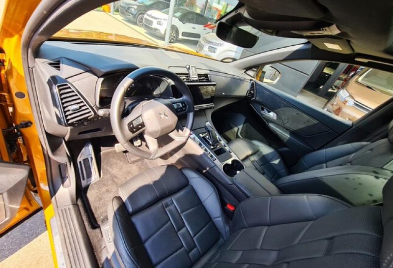 Photo 10 de l'offre de DS DS 7 CROSSBACK PURETECH 225CH GRAND CHIC AUTOMATIQUE 13CV à 50000€ chez YM Automobiles