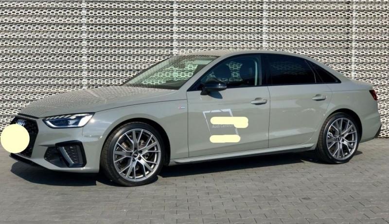Audi A4 30 TDI 136CH S LINE S TRONIC 7 Diesel GRIS Occasion à vendre