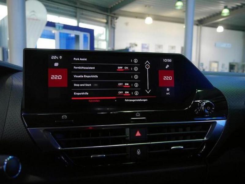 Photo 8 de l'offre de CITROEN C4 PURETECH 130CH S&S SHINE EAT8 à 26500€ chez YM Automobiles