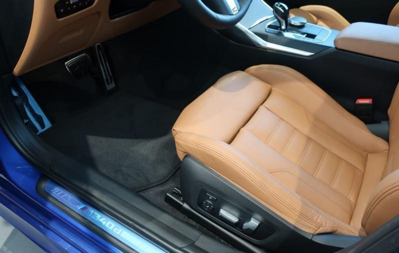 Photo 14 de l'offre de BMW SERIE 3 (G20) M340DA MH XDRIVE 340CH à 70500€ chez YM Automobiles