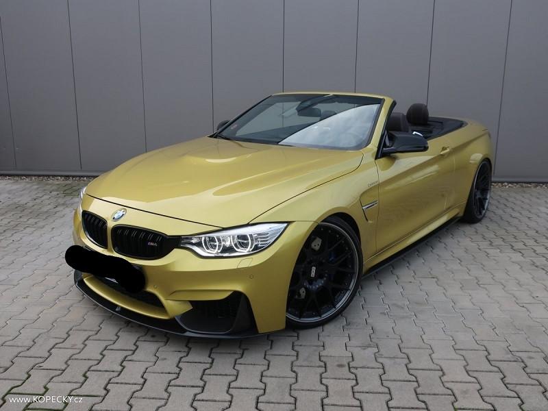 Photo 1 de l'offre de BMW M4 CABRIOLET (F83) M4 431CH DKG à 50000€ chez YM Automobiles