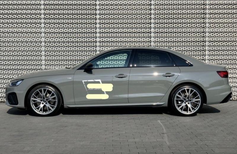 Photo 4 de l'offre de AUDI A4 30 TDI 136CH S LINE S TRONIC 7 à 35000€ chez YM Automobiles