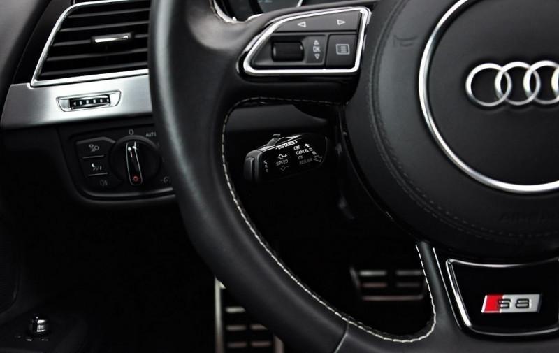 Photo 21 de l'offre de AUDI S8 4.0 V8 TFSI 605CH PLUS QUATTRO TIPTRONIC à 70500€ chez YM Automobiles