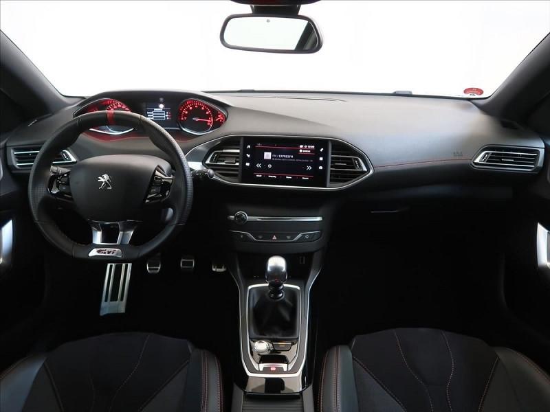 Photo 2 de l'offre de PEUGEOT 308 1.6 PURETECH 263CH E6.2 EVAP S&S GTI à 32000€ chez YM Automobiles