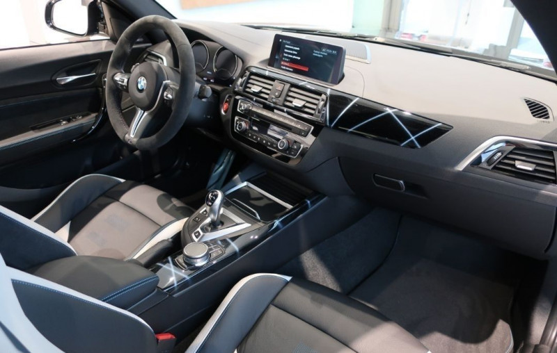 Photo 10 de l'offre de BMW M2 COUPE (F87) 3.0 410CH COMPETITION M DKG 29CV à 97000€ chez YM Automobiles