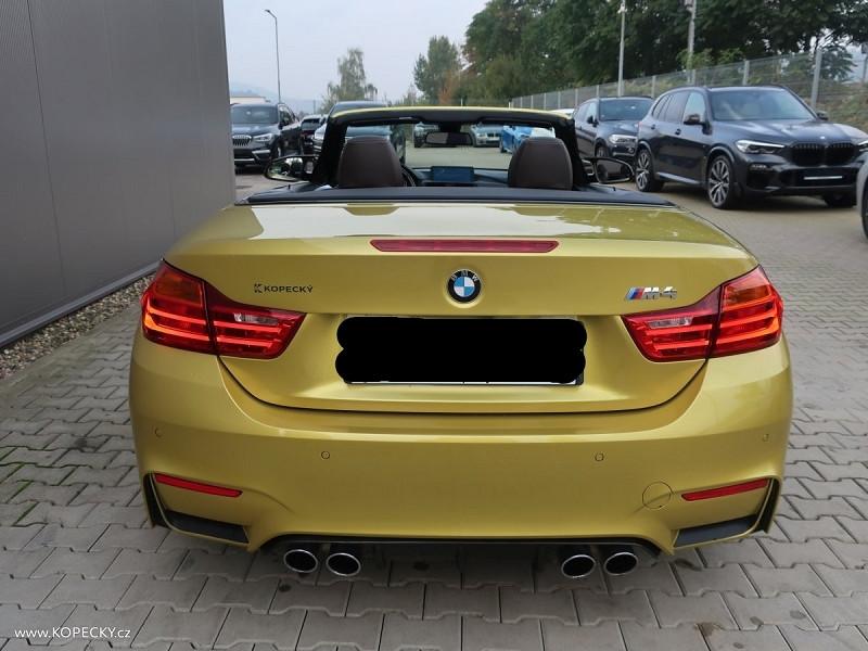 Photo 14 de l'offre de BMW M4 CABRIOLET (F83) M4 431CH DKG à 50000€ chez YM Automobiles