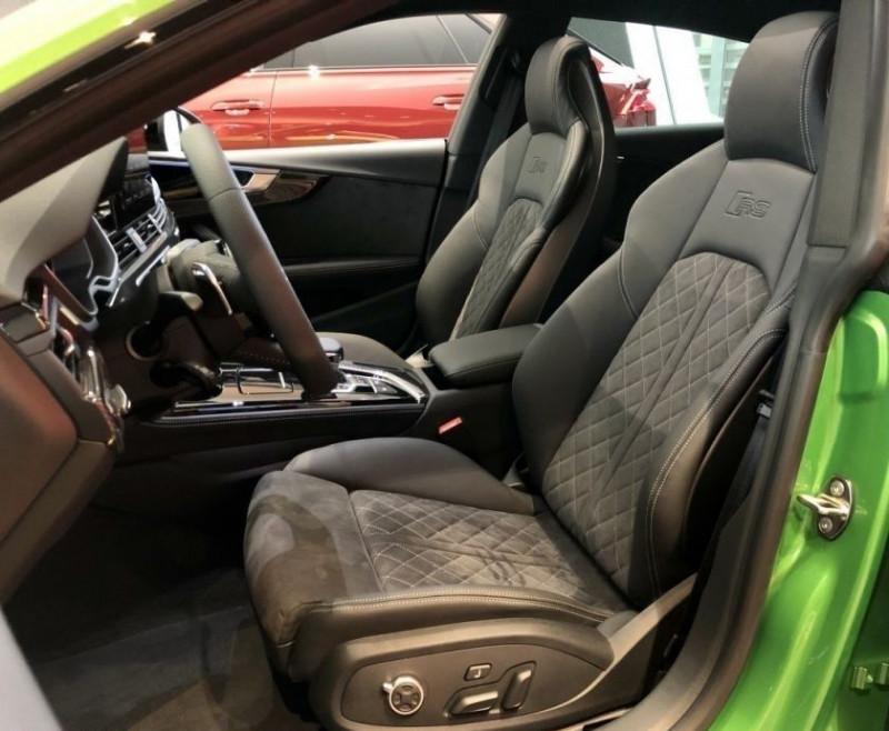 Photo 7 de l'offre de AUDI RS5 SPORTBACK 2.9 V6 TFSI 450CH QUATTRO TIPTRONIC 8 à 105000€ chez YM Automobiles