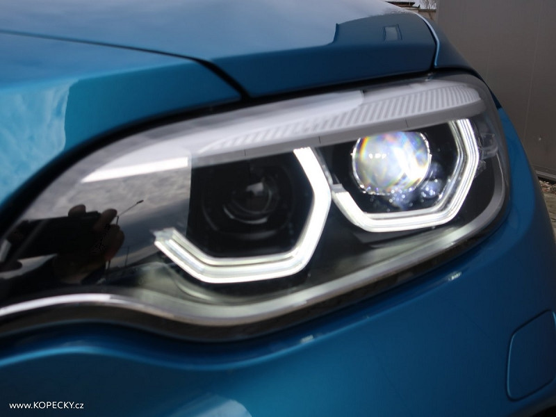 Photo 17 de l'offre de BMW M2 COUPE (F87) M2 370CH M DKG à 55000€ chez YM Automobiles
