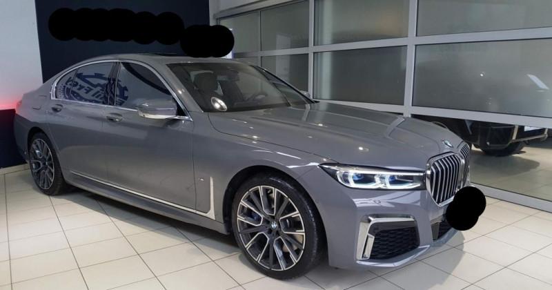 Photo 1 de l'offre de BMW SERIE 7 (G11/G12) 730LDA XDRIVE 265CH M SPORT à 85000€ chez YM Automobiles