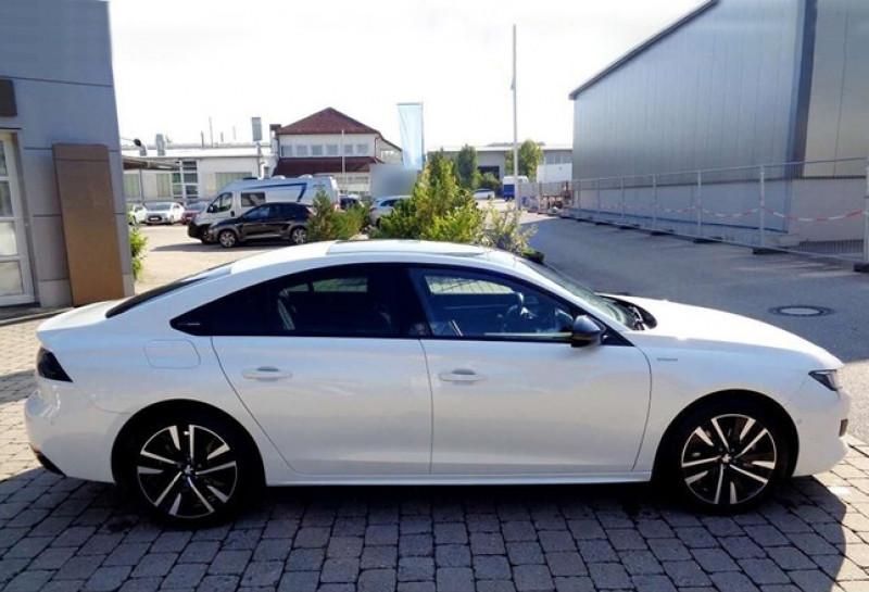 Photo 4 de l'offre de PEUGEOT 508 HYBRID 225CH GT E-EAT8 10CV à 45100€ chez YM Automobiles