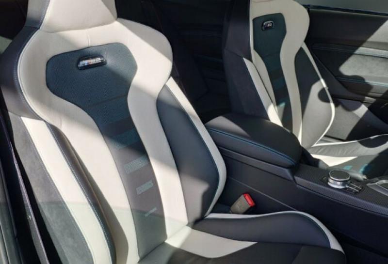 Photo 8 de l'offre de BMW M2 COUPE (F87) 3.0 410CH COMPETITION M DKG 29CV à 85500€ chez YM Automobiles