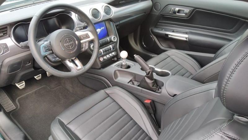 Photo 5 de l'offre de FORD MUSTANG FASTBACK 5.0 V8 460CH BULLITT à 81500€ chez YM Automobiles