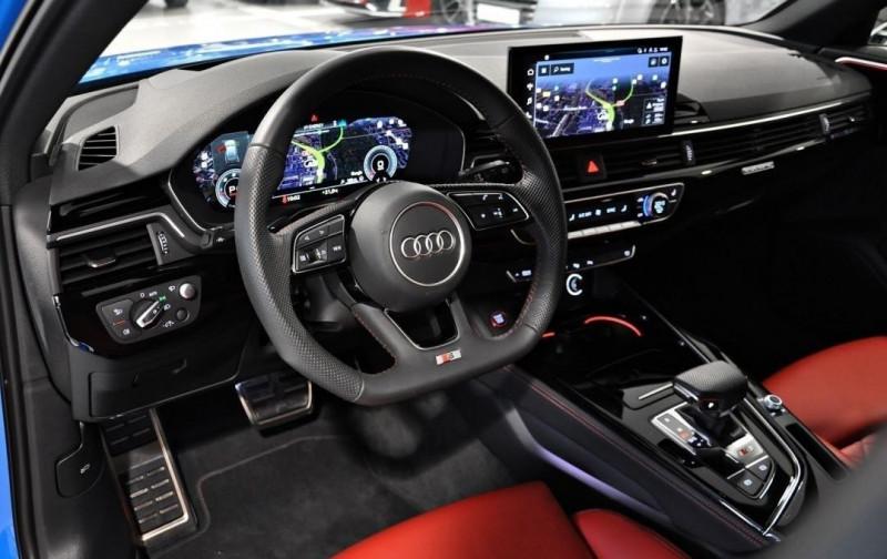 Photo 7 de l'offre de AUDI S4 AVANT 3.0 TDI 347CH QUATTRO TIPTRONIC 8 à 70000€ chez YM Automobiles