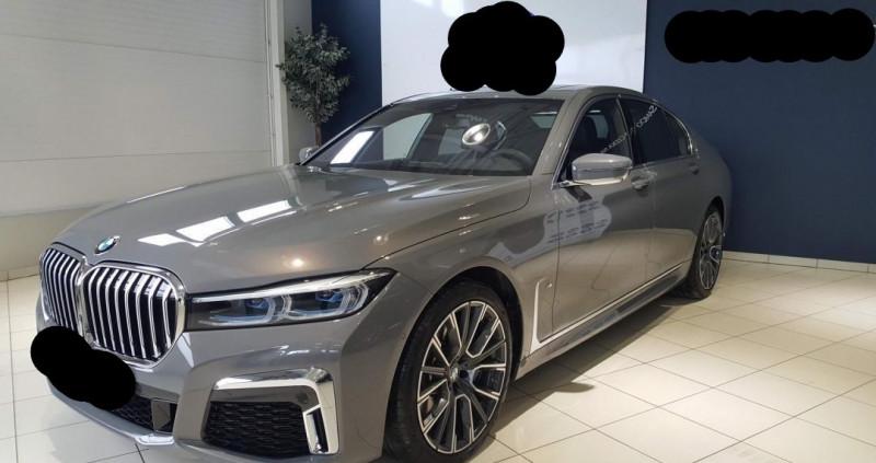 Photo 2 de l'offre de BMW SERIE 7 (G11/G12) 730LDA XDRIVE 265CH M SPORT à 85000€ chez YM Automobiles
