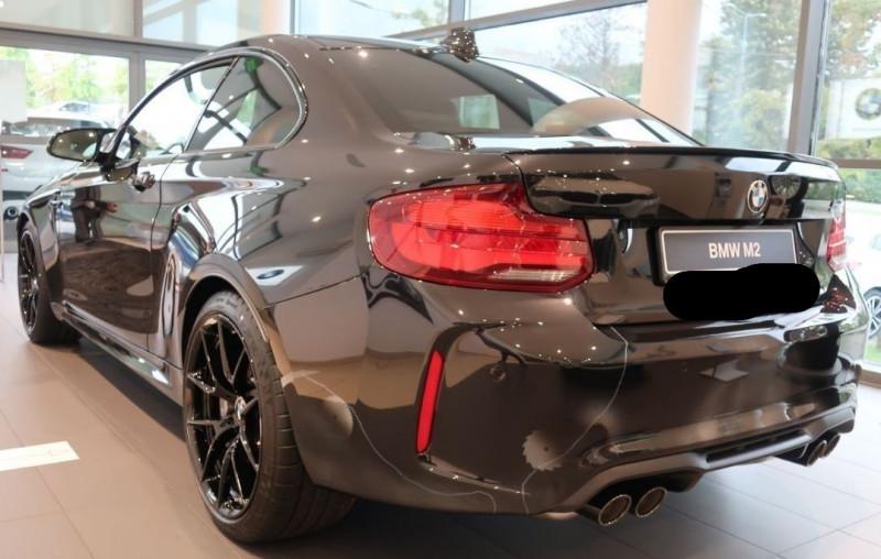Photo 2 de l'offre de BMW M2 COUPE (F87) 3.0 410CH COMPETITION M DKG 29CV à 97000€ chez YM Automobiles