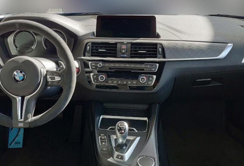Photo 9 de l'offre de BMW M2 COUPE (F87) 3.0 410CH COMPETITION M DKG 29CV à 85500€ chez YM Automobiles