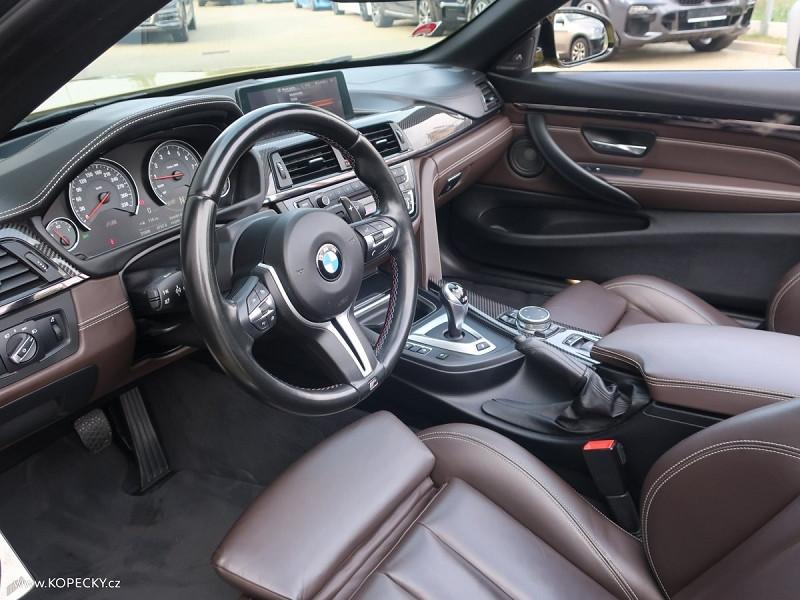 Photo 4 de l'offre de BMW M4 CABRIOLET (F83) M4 431CH DKG à 50000€ chez YM Automobiles