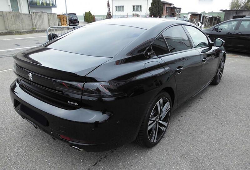 Photo 3 de l'offre de PEUGEOT 508 PURETECH 225CH S&S GT EAT8 13CV à 47000€ chez YM Automobiles