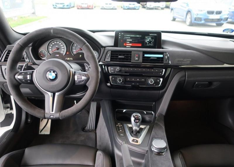 Photo 9 de l'offre de BMW M4 COUPE (F82) 3.0 460CH CS DKG à 83000€ chez YM Automobiles