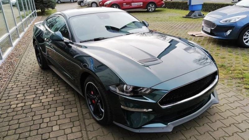 Photo 1 de l'offre de FORD MUSTANG FASTBACK 5.0 V8 460CH BULLITT à 81500€ chez YM Automobiles