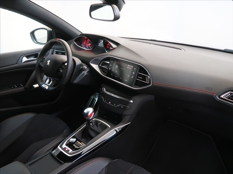 Photo 23 de l'offre de PEUGEOT 308 1.6 PURETECH 263CH E6.2 EVAP S&S GTI à 32000€ chez YM Automobiles