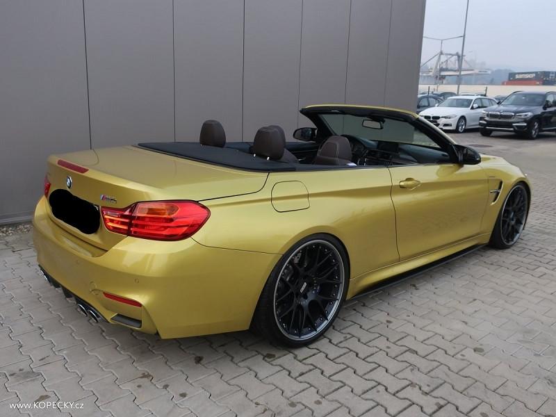 Photo 13 de l'offre de BMW M4 CABRIOLET (F83) M4 431CH DKG à 50000€ chez YM Automobiles