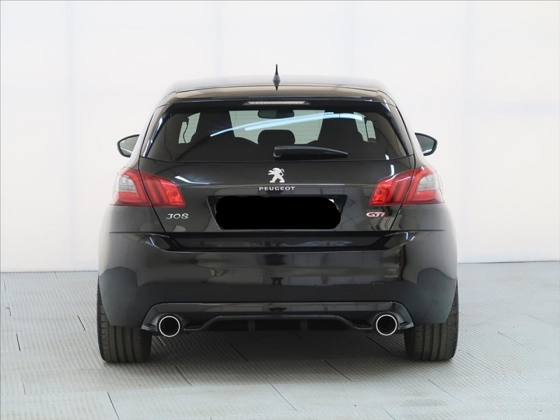 Photo 8 de l'offre de PEUGEOT 308 1.6 PURETECH 263CH E6.2 EVAP S&S GTI à 32000€ chez YM Automobiles