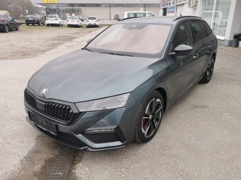 Photo 1 de l'offre de SKODA OCTAVIA BREAK 2.0 TSI 245CH RS DSG7 EURO6D-T EVAP à 38500€ chez YM Automobiles