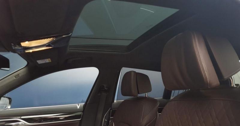 Photo 9 de l'offre de BMW SERIE 7 (G11/G12) 730LDA XDRIVE 265CH M SPORT à 85000€ chez YM Automobiles