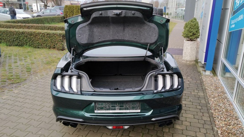 Photo 3 de l'offre de FORD MUSTANG FASTBACK 5.0 V8 460CH BULLITT à 81500€ chez YM Automobiles