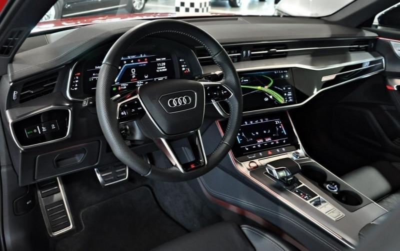 Photo 7 de l'offre de AUDI S6 3.0 TDI 349CH QUATTRO TIPTRONIC 162G à 78500€ chez YM Automobiles