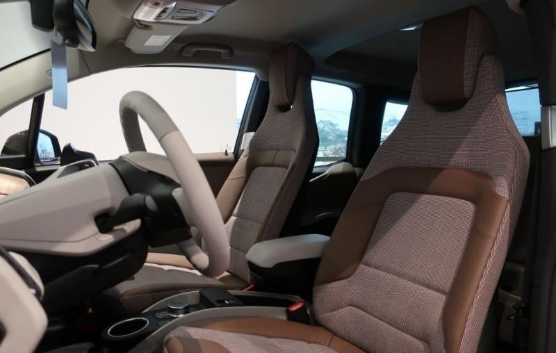 Photo 6 de l'offre de BMW I3 (I01) S 184CH 120AH ILIFE LODGE à 43500€ chez YM Automobiles