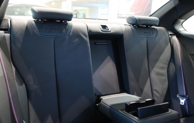 Photo 9 de l'offre de BMW M2 COUPE (F87) 3.0 410CH COMPETITION M DKG 29CV à 97000€ chez YM Automobiles