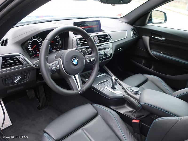 Photo 4 de l'offre de BMW M2 COUPE (F87) M2 370CH M DKG à 55000€ chez YM Automobiles