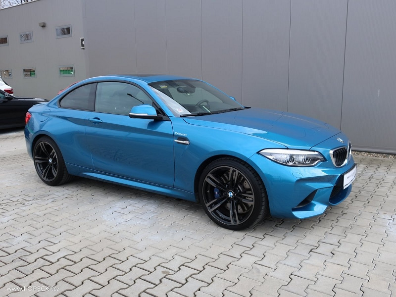 Photo 9 de l'offre de BMW M2 COUPE (F87) M2 370CH M DKG à 55000€ chez YM Automobiles