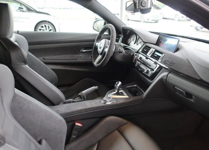 Photo 11 de l'offre de BMW M4 COUPE (F82) 3.0 460CH CS DKG à 83000€ chez YM Automobiles