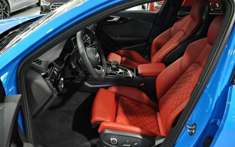 Photo 8 de l'offre de AUDI S4 AVANT 3.0 TDI 347CH QUATTRO TIPTRONIC 8 à 70000€ chez YM Automobiles