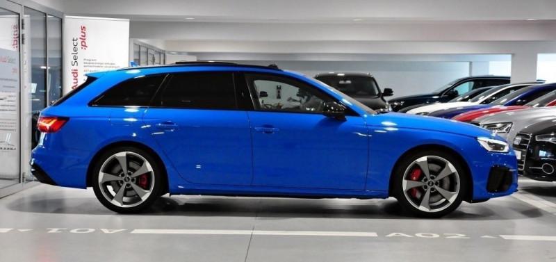 Photo 3 de l'offre de AUDI S4 AVANT 3.0 TDI 347CH QUATTRO TIPTRONIC 8 à 70000€ chez YM Automobiles