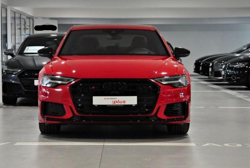 Audi S6 3.0 TDI 349CH QUATTRO TIPTRONIC 162G Diesel ROUGE Occasion à vendre