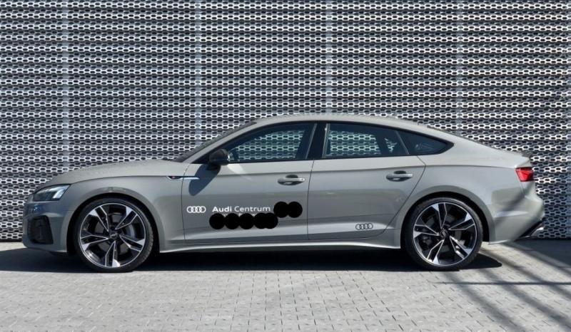 Photo 4 de l'offre de AUDI A5 SPORTBACK 45 TFSI 245CH S LINE QUATTRO S TRONIC 7 à 70000€ chez YM Automobiles